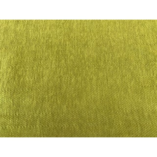 Glant Couture Herringbone Lilypad Fabric For Sale