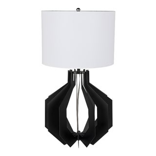 Cona Table Lamp with Shade For Sale