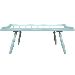 Shabby Chic Painted Farmhouse Style Coffee Table