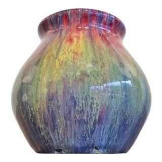 Art Nouveau (Jugendstil) Studio Pottery Vase For Sale