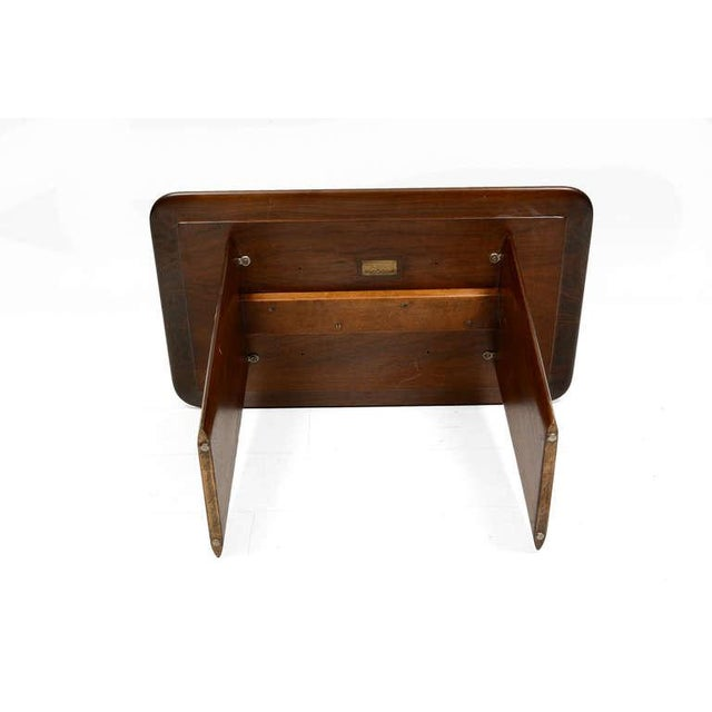 Mid-Century Modern Mid Century Modern Rare Robsjohn-Gibbings Side Table For Sale - Image 3 of 7