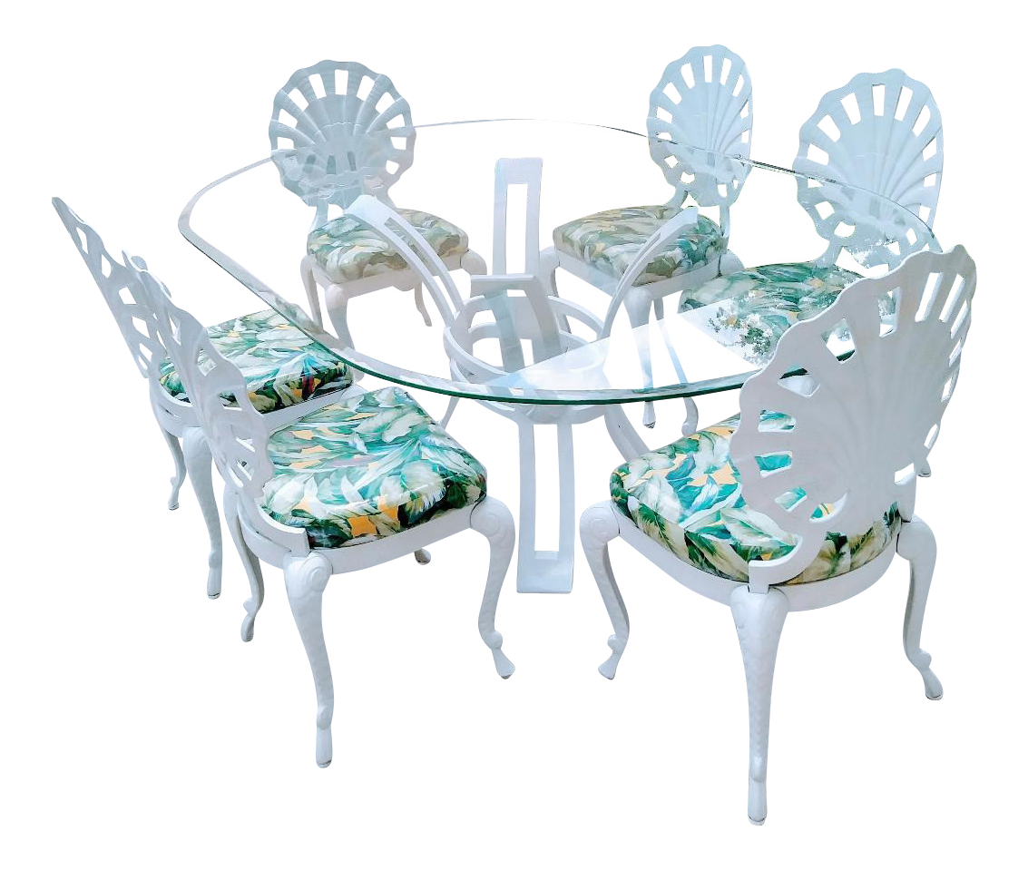Vintage & Antique Dining Table & Chair Sets | Chairish