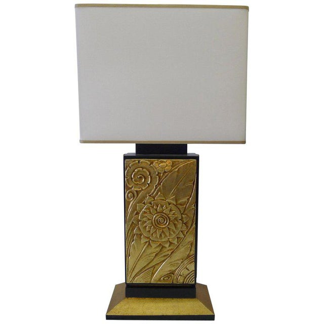 Art Deco Style Modern Table Lamp by Paul Marra For Sale - Image 11 of 11