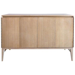 Mid-Century Modern Paul McCobb for Calvin Group Cabinet With Bi-Fold Doors For Sale