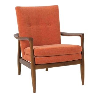 Mid-Century Style Rowe Harris Chair For Sale