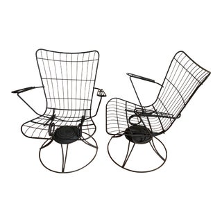 Homecrest Mid-Century Rocker Chair - a Pair For Sale