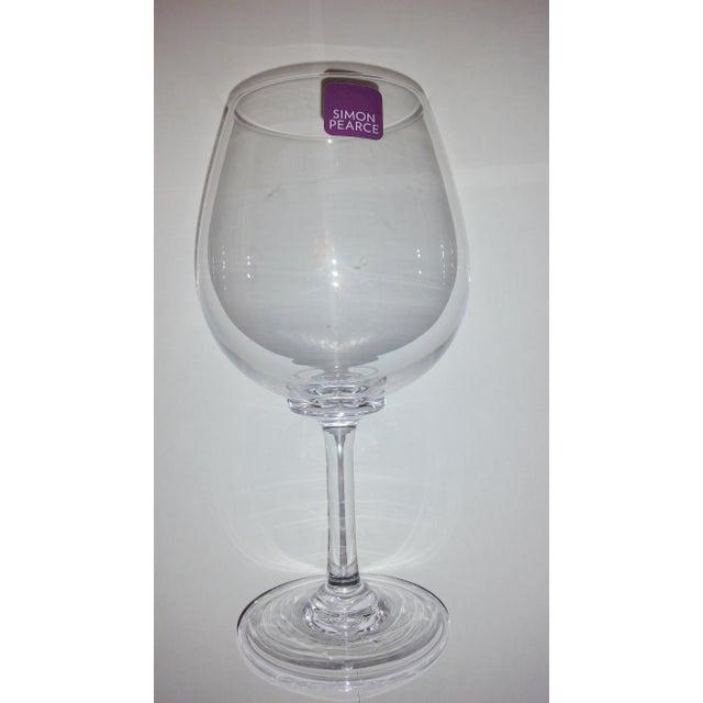 Simon Pearce Hampton Wine Glasses - Set of 4 - Image 3 of 12