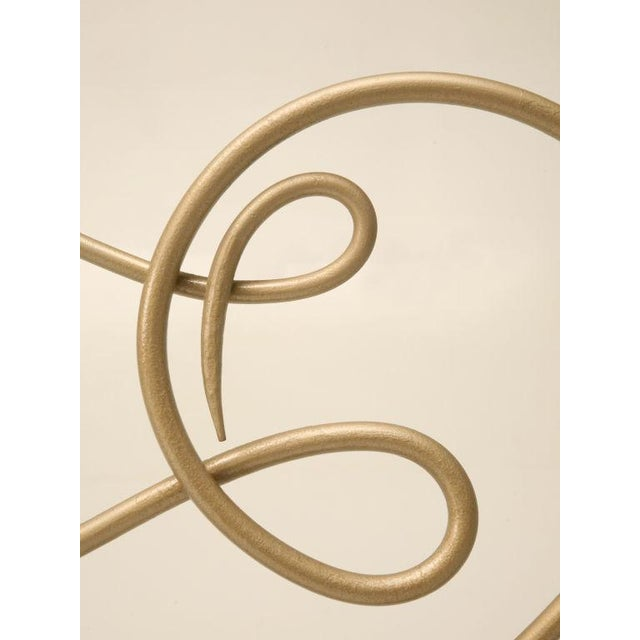 Fire Screen in the Style of Rene Drouet For Sale In Chicago - Image 6 of 9