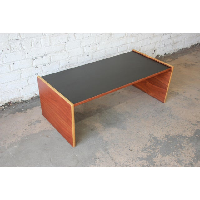 Mid-Century Modern Jens Risom Mid-Century Modern Coffee Table or Bench For Sale - Image 3 of 9