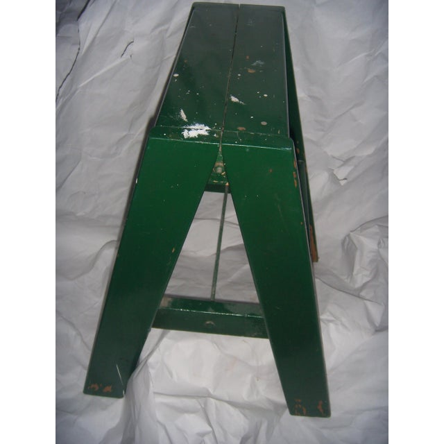Old Country Step Stool For Sale In New York - Image 6 of 6