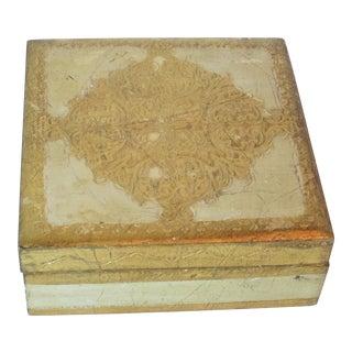 Italian Florentine Box