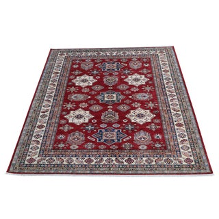"Shirvan Design Handmade Carpet - 10'3"" X 8'3"" For Sale"