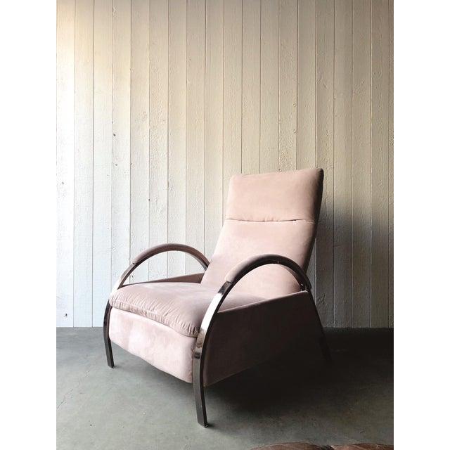 DIA - Design Institute America 1980s Vintage George Mulhauser for Design Institute of America Lounge Chair For Sale - Image 4 of 12