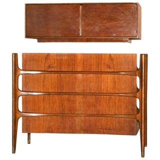 William Hinn Dresser Cabinet For Sale
