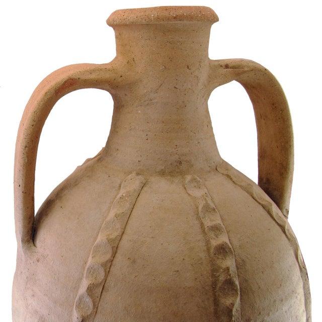 Rug & Relic Vintage Mediterranean Earthenware Jug - Image 4 of 4