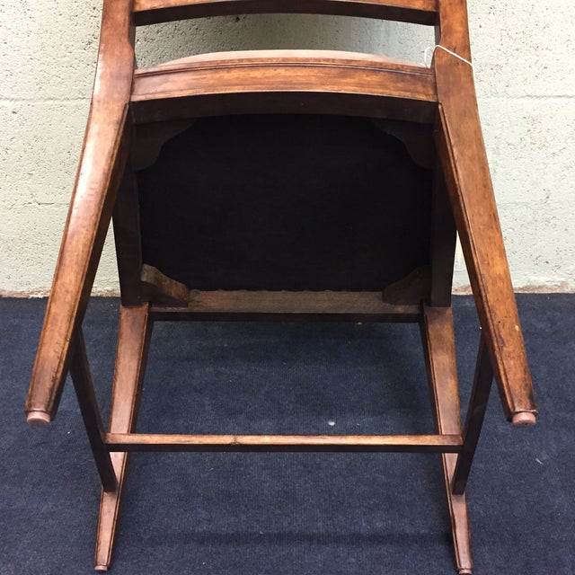 Gustavian Arm Chair - Image 7 of 8