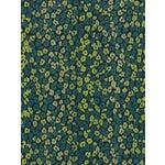 Scalamandre Bloom, Peacock Fabric