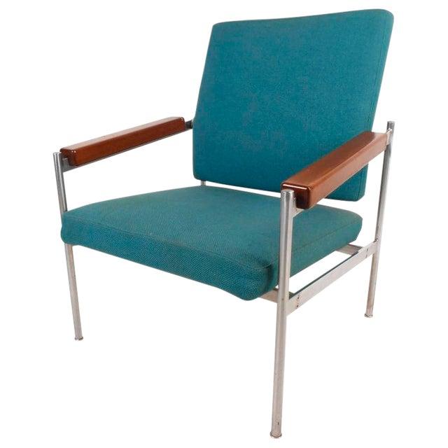 Vintage Modern Fritz Hansen Arm Chair - Image 1 of 10