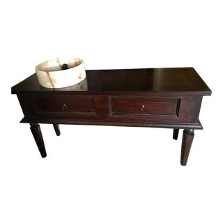 Marble Sink And Vanity For Sale
