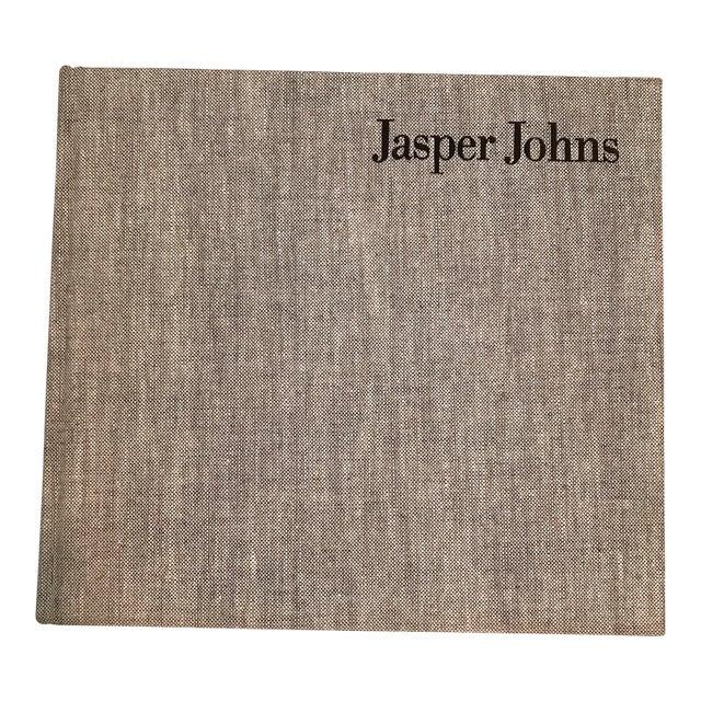 Jasper Johns by Max Kozloff For Sale
