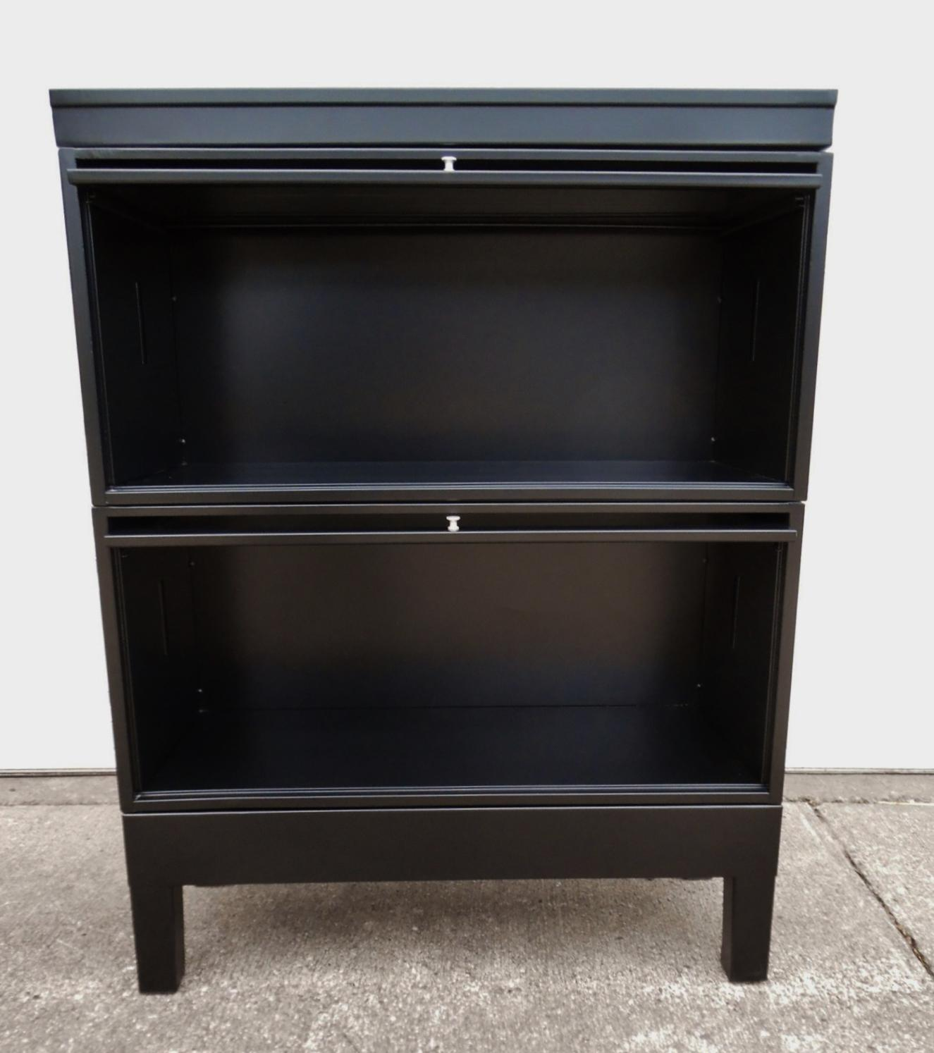 globe wernicke barrister cabinet bookcase chairish rh chairish com barrister file cabinet barrister cabinets for sale