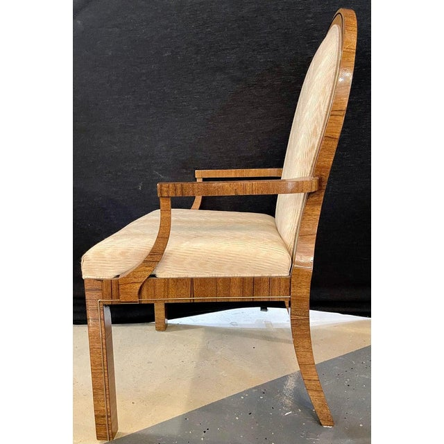 Milo Baughman Arm or Office Chairs, Mid-Century Modern, Mastercraft - a Pair For Sale In New York - Image 6 of 12