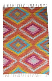 Image of Cottage Contemporary Machine-Made Rugs
