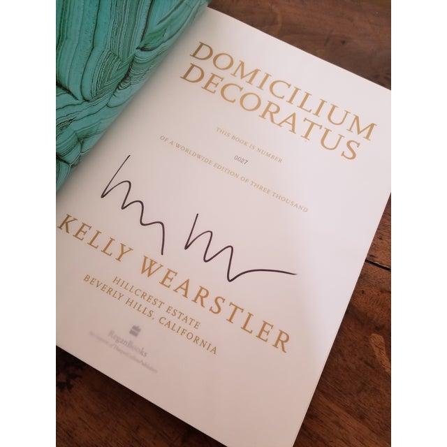 Boxed and Signed Domicilium Decoratus For Sale - Image 4 of 8