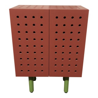 Holey Moley Custom Cabinet For Sale
