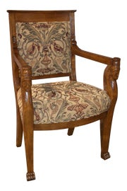 Image of Egyptian Revival Side Chairs