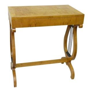 20th Century Biedermeier Style Side Table For Sale