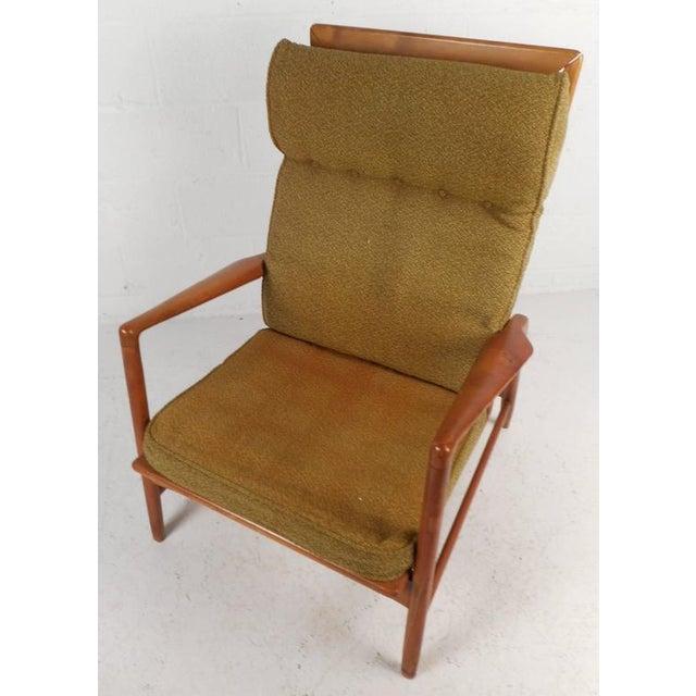 Ib Kofod-Larsen High Back Lounge Chair - Image 2 of 10