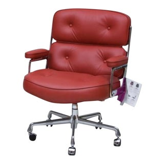 Mid-Century Modern Herman Miller Time-Life Executive Chair For Sale