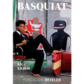 Jean-Michel Basquiat, Studio Portrait, Offset Lithograph, 2010 For Sale
