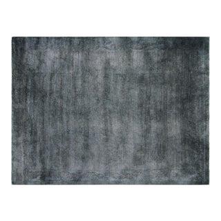 "Nalbandian - 1960s Overdyed Tibetan Carpet - 8'5"" X 11'1"" For Sale"
