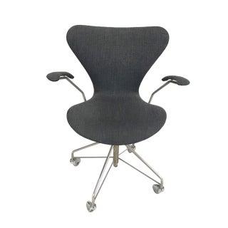 1960s Vintage Arne Jacobsen Task Chair For Sale