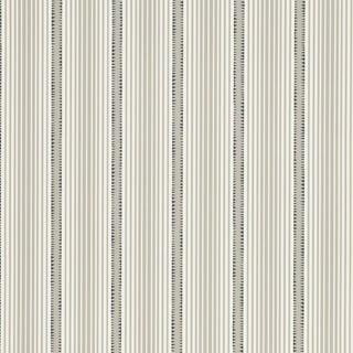 Schumacher X David Oliver Moncorvo Wallpaper in Slate For Sale
