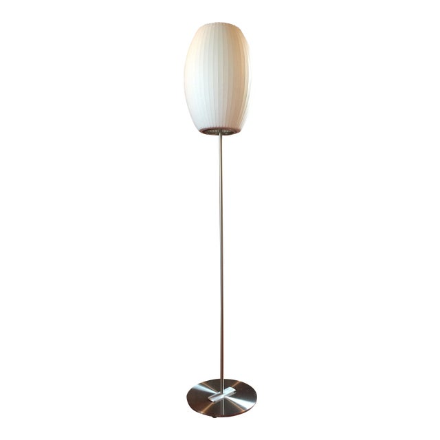 Nelson Cigar Floor Lamp Small - Image 1 of 4