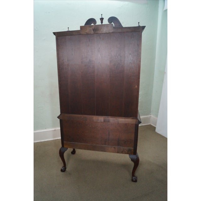 Baker Collectors Edition Chippendale Style Highboy - Image 4 of 10