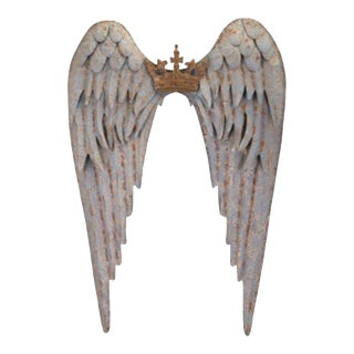 Large Wings Wall Decor
