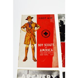 BSA Boy Scout Merit Badge Books, Handbook and Diary Preview