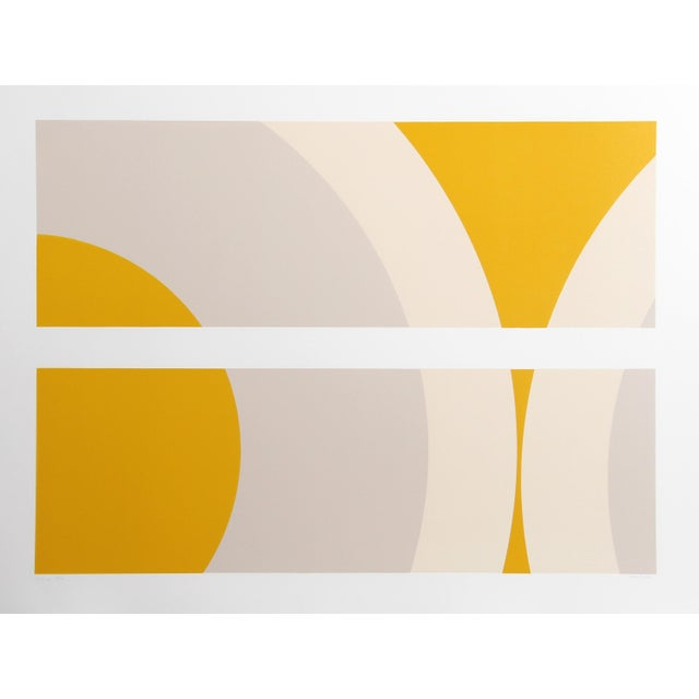 Artist: Nassos Daphnis, Greek (1914 - 2010) Title: SS 7-78 Year: 1978 Medium: Silkscreen, signed and numbered in pencil...