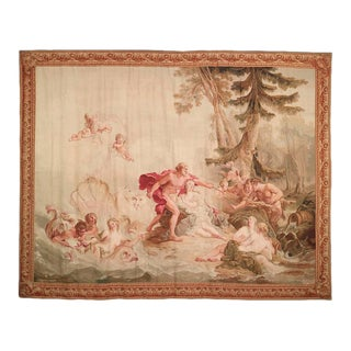 Aubusson French Wall Tapestry For Sale