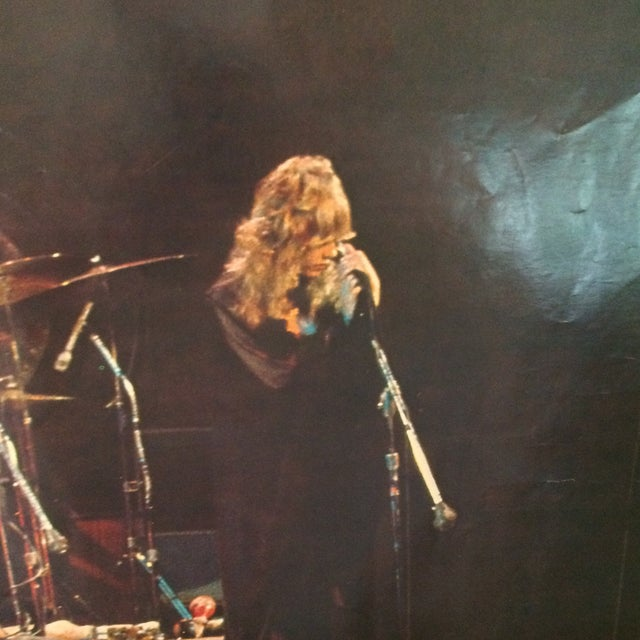 Vintage Fleetwood Mac Poster 1977 Germany Tour For Sale - Image 10 of 11