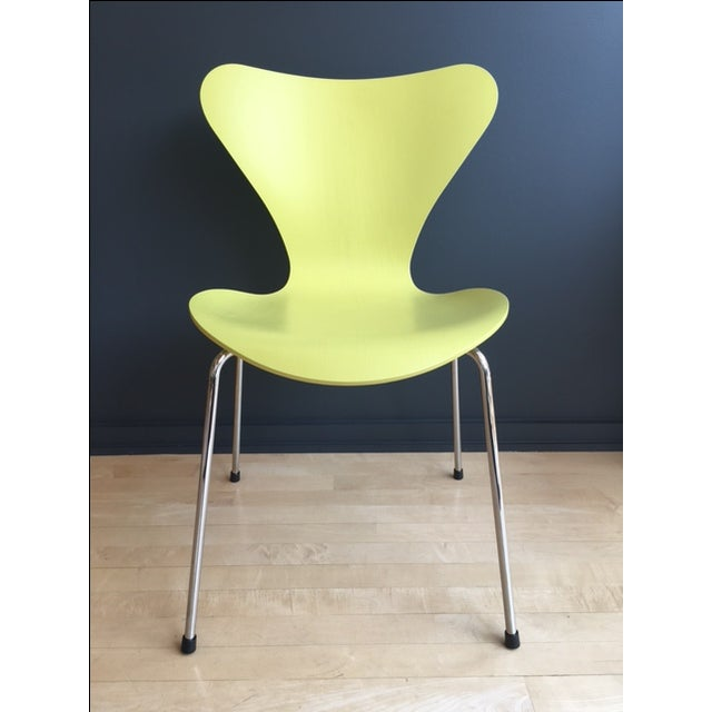 Arne Jacobsen Fritz Hansen Series 7 Chair - Image 2 of 4
