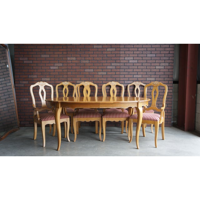 Ethan Allen Country French Dining Set Chairish,Color Personality Test Meaning