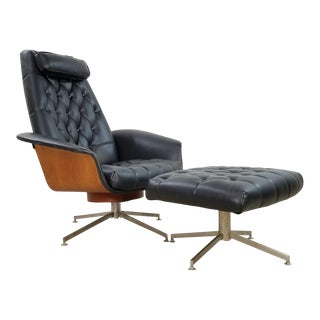 Mid Century Original Mr. Chair by Plycraft For Sale