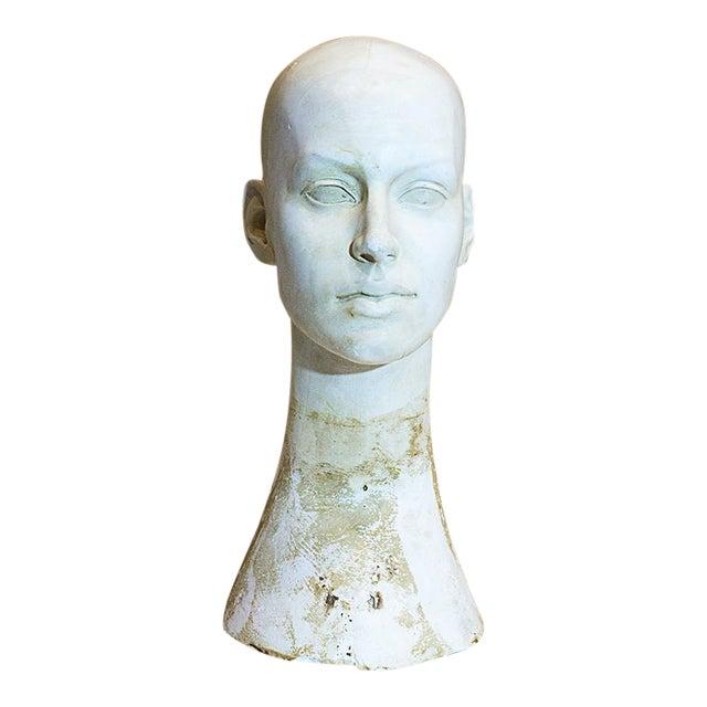 Ralph Pucci Mannequin Head Form, Josie Borain, 1989 - Image 1 of 6