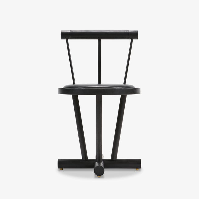 Chicago Stick Chair by Danny Rosa for Studio 6f For Sale - Image 4 of 10