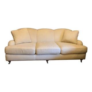 Hancocke and Moore Foundation 3 Seat Sofa For Sale